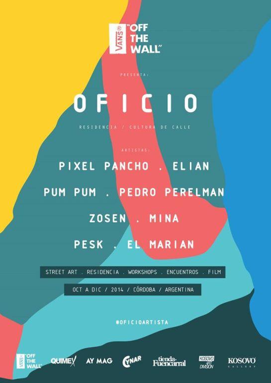 Flyer Oficio
